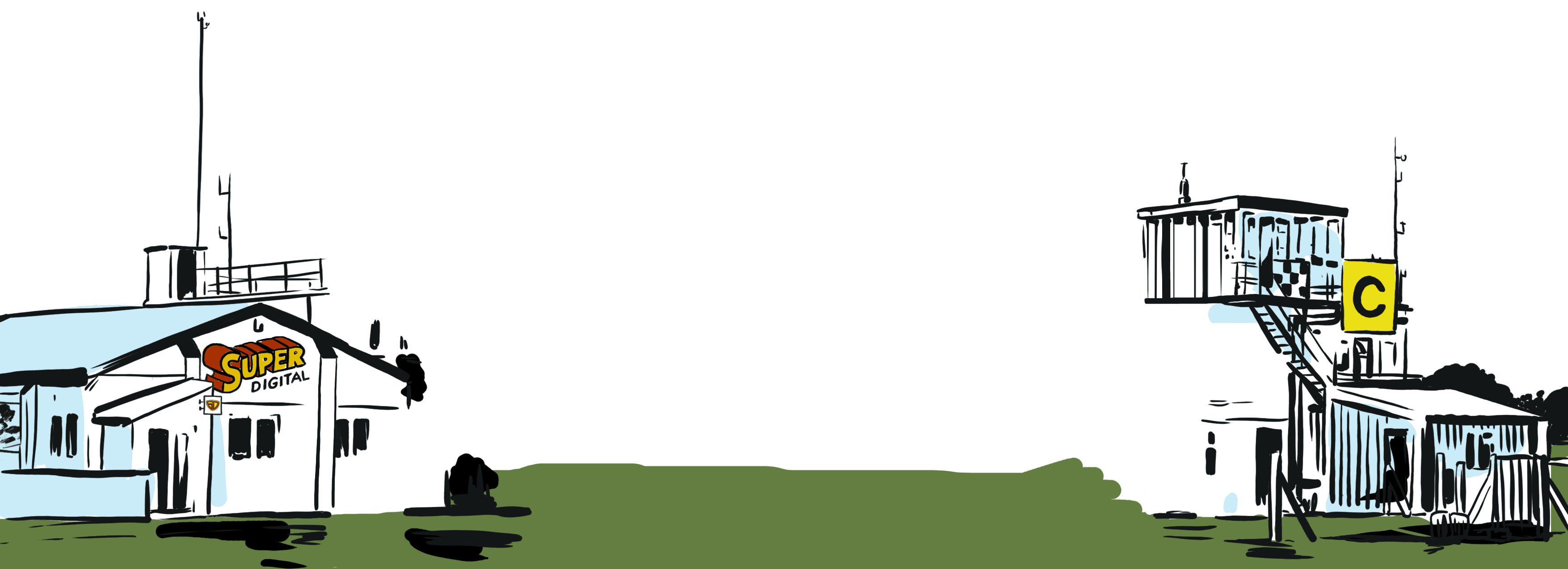 Homepage Animation - Buildings