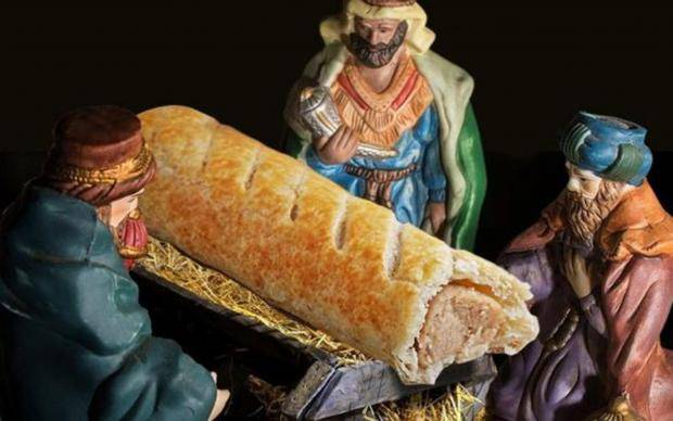 Greggs Christmas Advert
